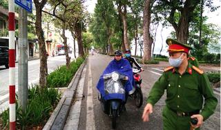 Từ hôm nay (7/8), Hà Nội sẽ xử phạt người không đeo khẩu trang