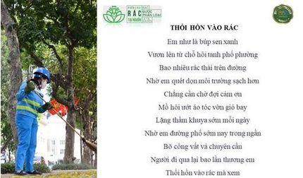'Thổi hồn vào rác' - thông điệp gửi tới cán bộ, công nhân viên URENCO