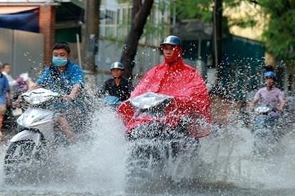 Tin tức thời tiết ngày 8/8/2020: Mưa lớn ở vùng núi Bắc Bộ, Nam Trung Bộ, Tây Nguyên và Nam Bộ