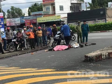 Va chạm khiến 2 người tử vong