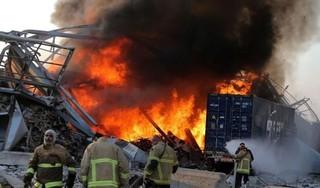 Lebanon hết tiền để khắc phục hậu quả thảm họa nổ kho hóa chất
