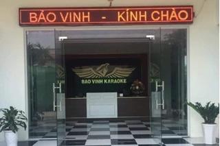 Thái Bình: Quản lý quán karaoke hoạt động chui dùng kiếm chém 5 khách trọng thương
