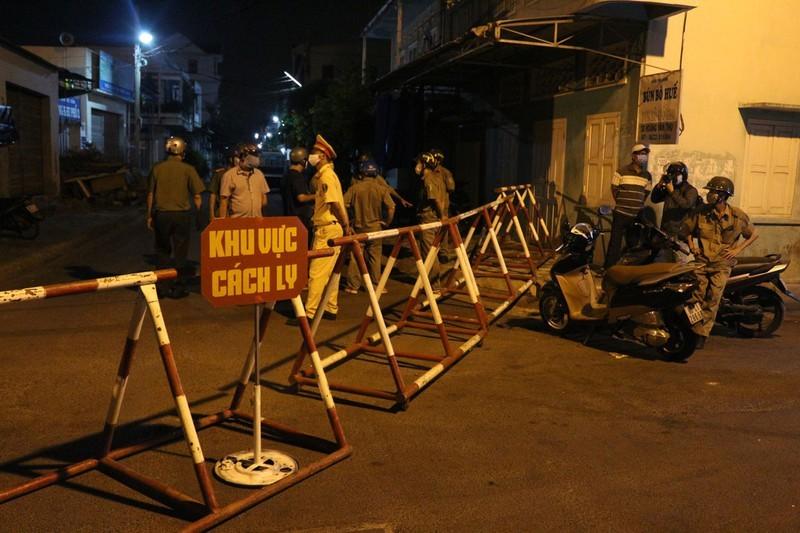 Bình Thuận đóng cửa các dịch vụ không thiết yếu từ 0h ngày 8/8