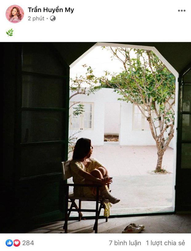 Sau 4 ngày bị tung clip nhạy cảm, Amee có chia sẻ đầu tiên trên mạng xã hội