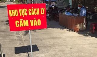 Quảng Ngãi: Cấm họp 2 chợ vì liên quan đến các ca bệnh Covid-19