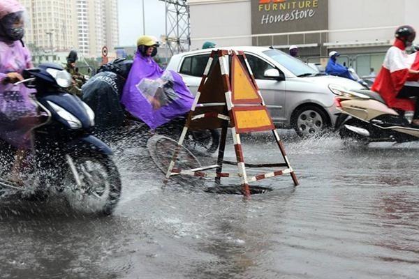 Tin tức thời tiết ngày 9/8/2020: Cả nước có mưa, phía Nam có mưa lớn diện rộng, khả năng có lốc