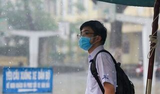 Học sinh toàn tỉnh Quảng Trị nghỉ học để phòng, chống bão số 13