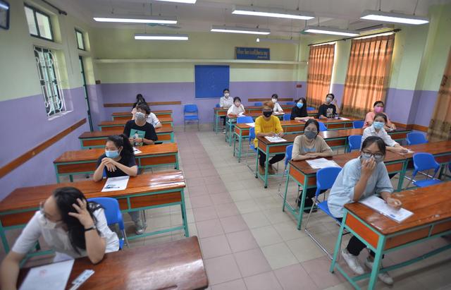 Có thể tổ chức đợt thi riêng kỳ thi tốt nghiệp THPT cho Đà Nẵng