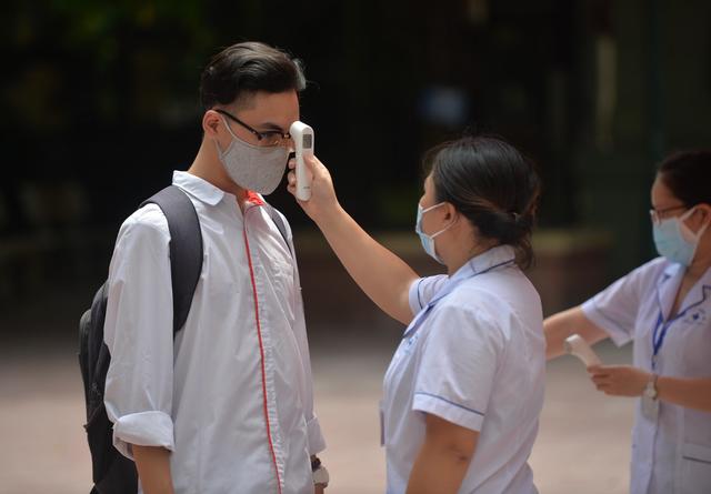 Một thí sinh đang cách ly y tế được xét đặc cách tốt nghiệp THPT