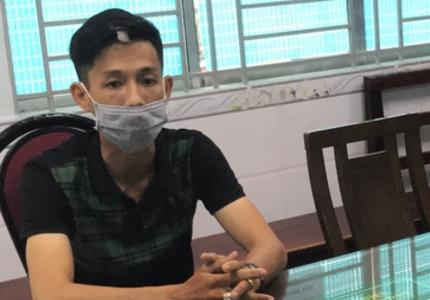 Thanh niên cầm dao chém bảo vệ chung cư ở TP.HCM khai gì?