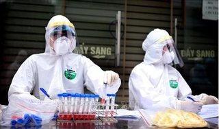 Kết quả 8 trường hợp ở Nam Định tiếp xúc gần với bệnh nhân 714