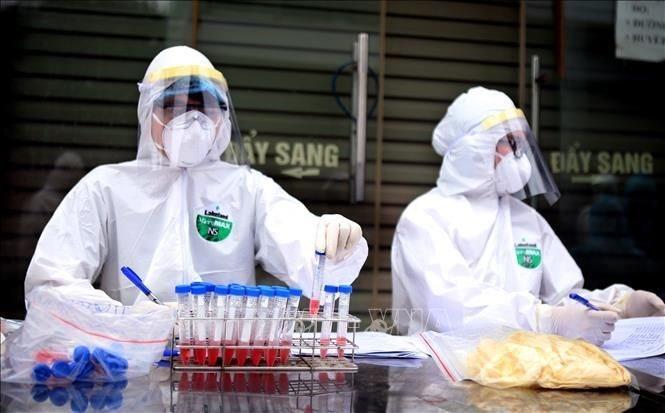 Có kết quả 8 trường hợp ở Nam Định tiếp xúc gần với bệnh nhân 714