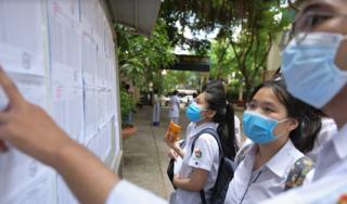 TP.HCM dự kiến ngày 19/8 chấm xong bài thi tốt nghiệp THPT