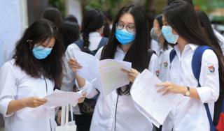 Gần 900.000 thí sinh bước vào ngày thi thứ 2 kỳ thi tốt nghiệp THPT