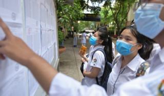 Bắc Ninh đã chấm xong bài thi THPT môn Ngữ văn, cao nhất là 9,5 điểm