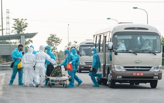 Gia đình 5 người ở Bắc Giang nhiễm Covid-19 đã đi những đâu?