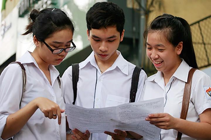 Đáp án đề thi môn Lý mã đề 207 kỳ thi THPT Quốc Gia 2020