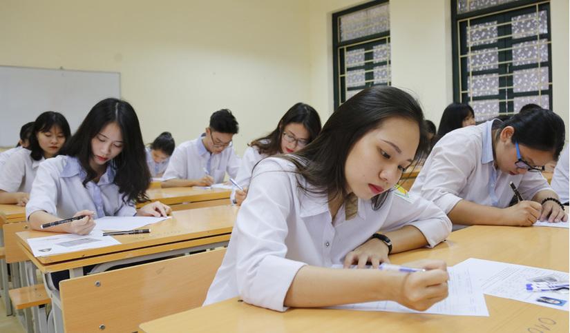 Đáp án đề thi môn Lý mã đề 208 kỳ thi THPT Quốc Gia 2020
