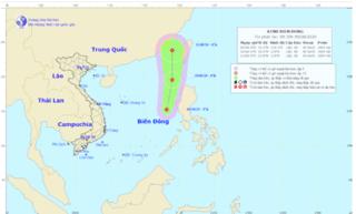 Tin tức trong ngày 9/8: Vùng áp thấp đã mạnh lên thành áp thấp nhiệt đới