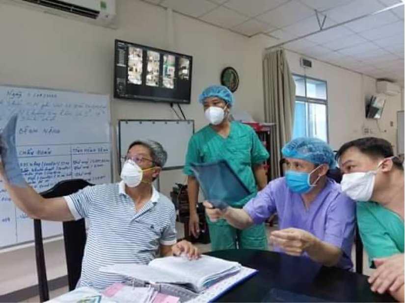 2 bệnh nhân Covid-19 tại BV Trung ương Huế cơ sở 2 âm tính với SARS-COV-2