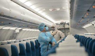 Tìm người trên chuyến bay VJ770 và chuyến xe khách có ca Covid-19