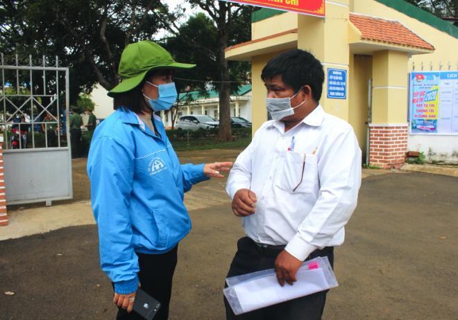 Gia Lai: Hơn 70 cán bộ, công chức xã đi thi tốt nghiệp THPT