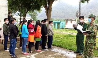 Lai Châu cách ly gần 200 trường hợp liên quan đến bệnh nhân 751