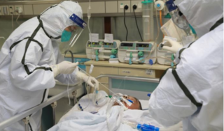 Chuyển gấp bệnh nhân 832 từ Quảng Trị vào Huế điều trị