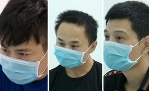 Phát hiện 3 người Trung Quốc nhập cảnh trái phép vào Bạc Liêu