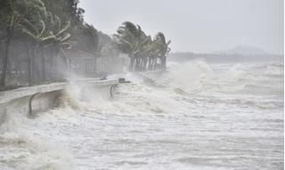 Áp thấp nhiệt đới đã mạnh lên thành cơn bão số 3 trên Biển Đông