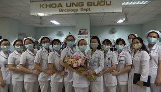 Dỡ bỏ phong tỏa Khoa Ung bướu Bệnh viện Đa khoa Đồng Nai