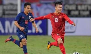 Báo chí Thái Lan tự hào về Quang Hải và Suphanat Mueanta