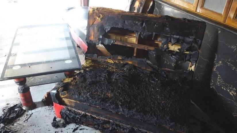 Hà Tĩnh: Người mẹ khóa trái cửa đốt 3 đứa con đã tử vong tại nhà