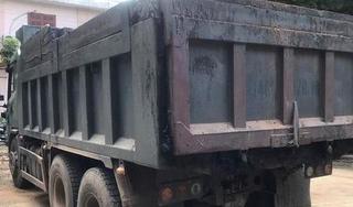 Bắt giữ tài xế xe tải tông CSGT bị thương rồi bỏ chạy