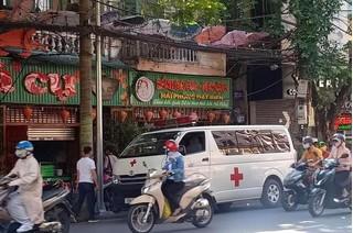 Quán bánh đa cua nổi tiếng Hải Phòng tạm đóng cửa vì bệnh nhân Covid-19