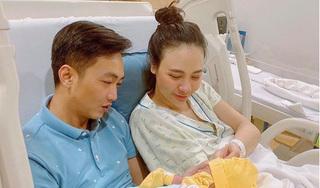 Đàm Thu Trang lần đầu khoe con gái, Cường Đô La viết lời ngọt ngào