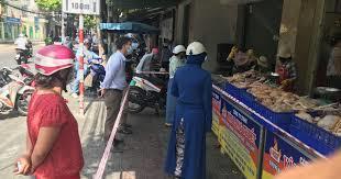 Chính thức từ 12/8, mỗi hộ gia đình Đà Nẵng chỉ được đi chợ 3 ngày/lần