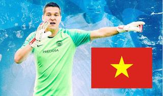 Có quốc tịch Việt Nam, Filip Nguyễn cũng chưa thể lên đội tuyển