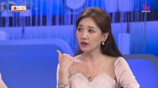 Hari Won thừa nhận từng 'động tay, động chân' với người yêu cũ