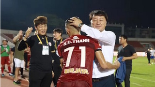 HLV Chung Hae Seong và CLB TP.HCM: Yêu lại từ đầu