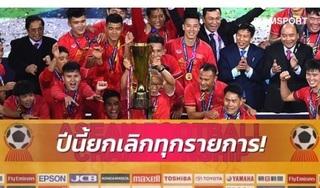 Liên đoàn bóng đá Đông Nam Á hoãn tất cả các giải đấu trong năm 2020