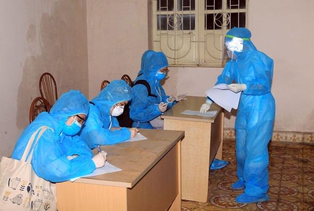 Hải Phòng cách ly y tế tập trung 136 công dân Việt Nam từ Nhật Bản về