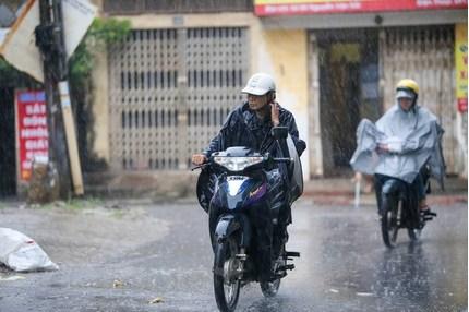 Tin tức thời tiết ngày 12/8/2020: Chiều tối có mưa dông diện rộng trên cả nước