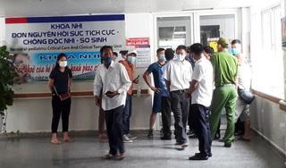 Bé sơ sinh tử vong bất thường tại bệnh viện, gia đình bức xúc yêu cầu làm rõ