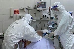 Bệnh nhân nam 55 tuổi mắc Covid-19 tử vong
