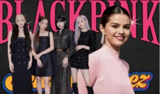 Selena Gomez xác nhận kết hợp với BlackPink trong sản phẩm mới