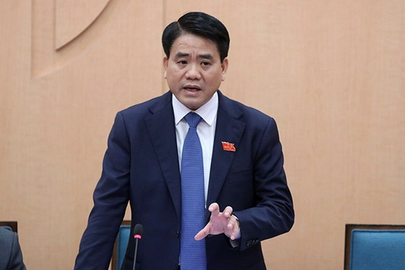 Phó chủ tịch UBND TP Hà Nội chỉ đạo chống dịch thay ông Nguyễn Đức Chung