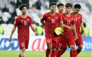 HLV Park Hang Seo công bố danh sách tập trung của đội tuyển Việt Nam