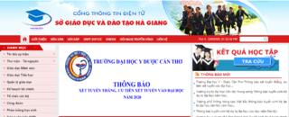 Cách tra cứu điểm thi THPT quốc gia 2020 tỉnh Hà Giang nhanh nhất