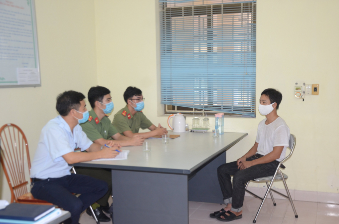 Xuyên tạc sự thật về dịch bệnh Covid-19, người đàn ông Hà Nam bị phạt 5 triệu